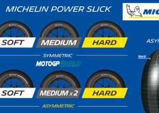 ปีนี้ในส่วนของทาง Michelin เข้ามาเป็น Spornsor ของยางในปี 2019 ยางเป็นปัจจัยหลักช่วยชี้วัดผลการแข่งขันได้