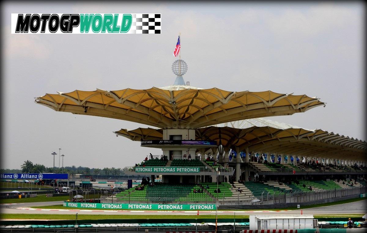 """พร้อมก่อนการแข่งขันสนามที่18""""Sepang International Circuit"""""""