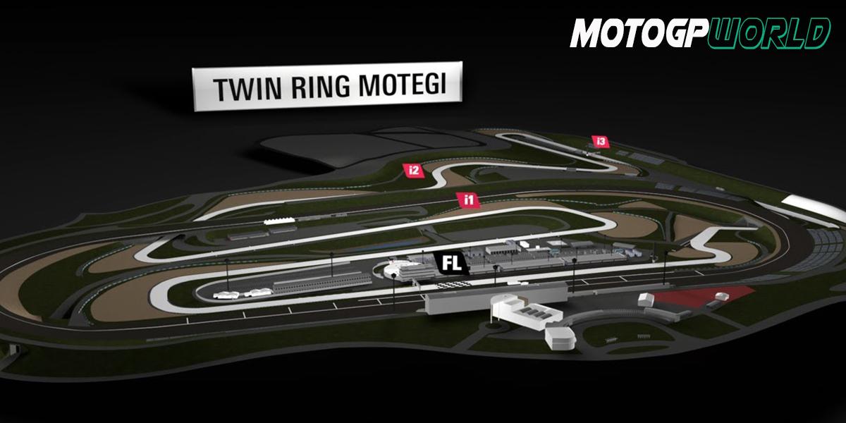 """เตรียมความพร้อมก่อนการแข่งขัน MotoGP สนามที่ 16 """"Twin Ring Motegi"""""""