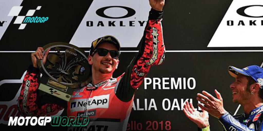 ประกาศอำลา อาชีพนักบิด MotoGP