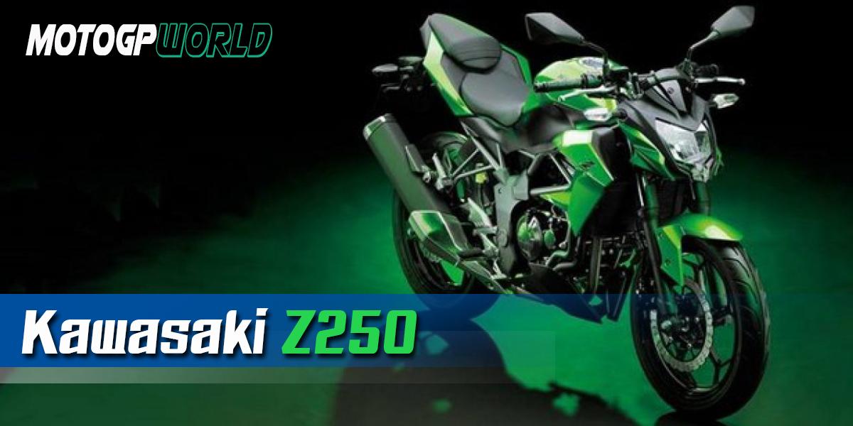 KawasakiZ250 ยักเขียวเล็กจิ๋วแต่แจ๋ว