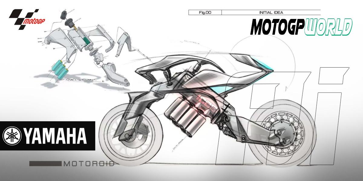 MOTOROiD ยานยนต์ Ai จากค่ายYamaha