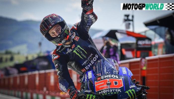 อัพเดทรายชื่อ 4 สนามสุดท้ายก่อนสิ้นสุดฤดูกาล MotoGP 2021
